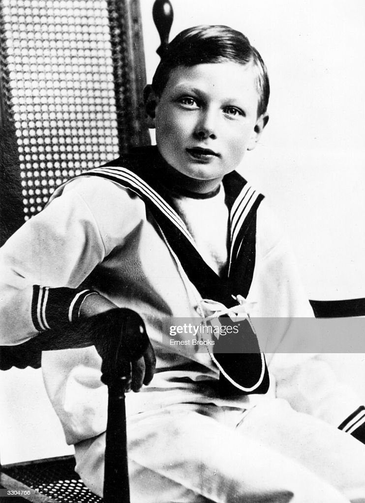Prince John, (1905 - 1919), the youngest of the six children of King George V and Queen Mary, who died at the age of 13.