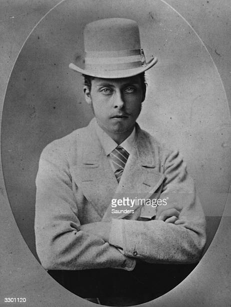 Prince Leopold the youngest son of Queen Victoria made Duke of Albany in 1881