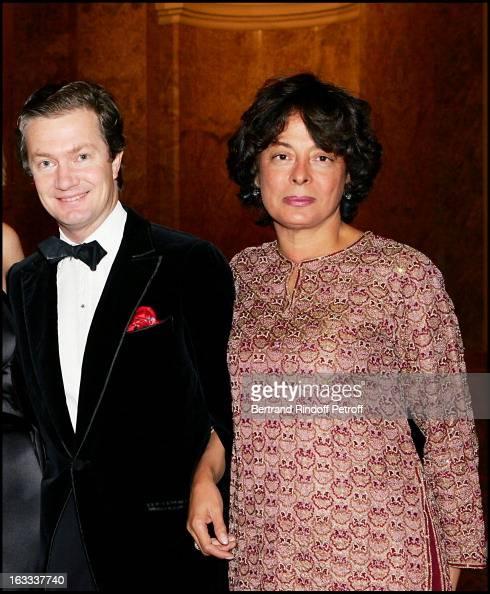 The scopus award 2005 gala evening held at the petit palais in paris pictures - Louis albert de breuil ...