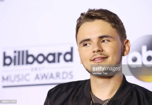 Prince Michael Jackson attends the 2017 Billboard Music Awards Press Room held at TMobile Arena on May 21 2017 in Las Vegas Nevada