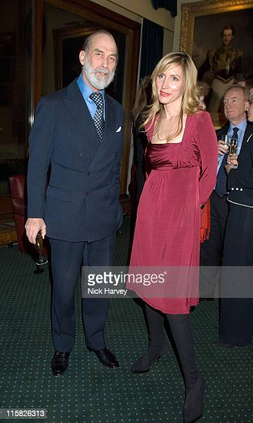 Prince Michael of Kent and Heather Mills McCartney