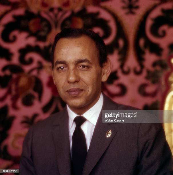 Prince Moulay Hassan Of Morocco Portrait du Prince Moulay HASSAN futur roi du Maroc HASSAN II