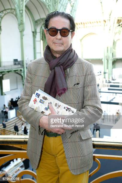 Prince Nicolas Dadeshkeliani attends the 'Revelations' Fair at Balcon d'Honneur du Grand Palais on May 5 2017 in Paris France