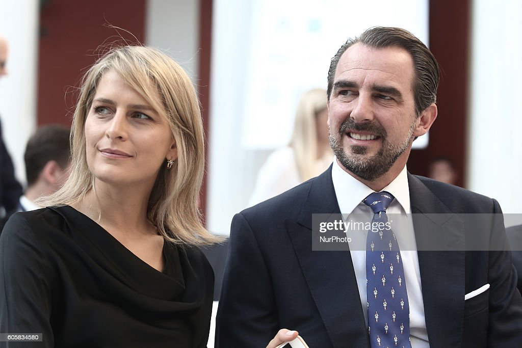 prince-nikolaos-of-greece-and-denmark-and-his-wife-princess-tatiana-picture-id605834580