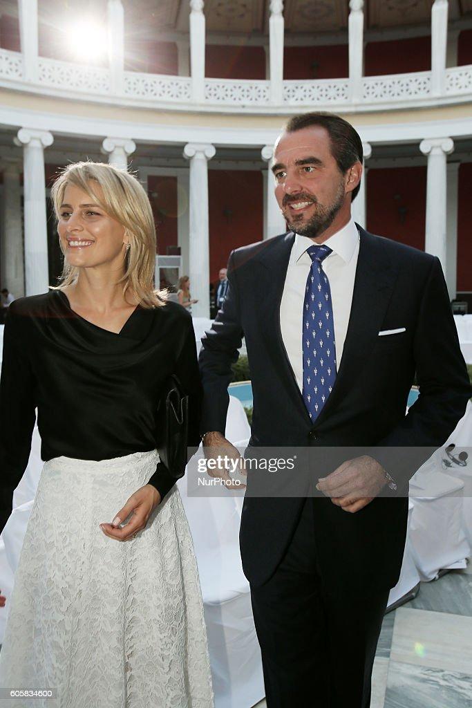 prince-nikolaos-of-greece-and-denmark-and-his-wife-princess-tatiana-picture-id605834600