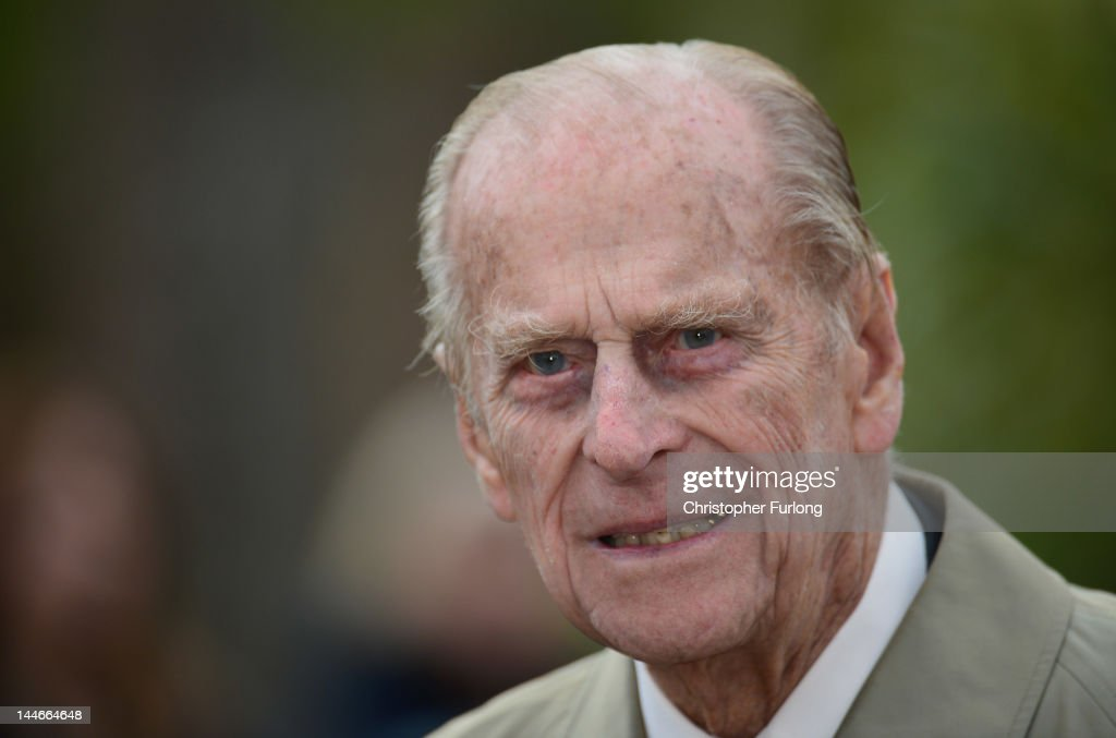 Queen Elizabeth II Accompanied By The Duke Of Edinburgh Visits The North West - Day Two