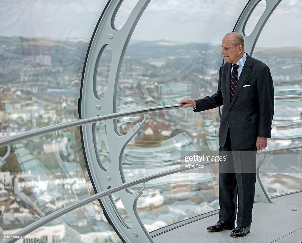 prince-philip-duke-of-edinburgh-looks-out-onto-the-seafront-during-picture-id618778904