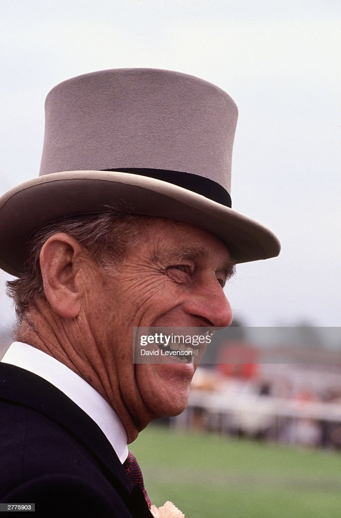 <a gi-track='captionPersonalityLinkClicked' href=/galleries/search?phrase=Prince+Philip&family=editorial&specificpeople=92394 ng-click='$event.stopPropagation()'>Prince Philip</a> the Duke of Edinburgh at the Derby, at Epsom racecourse on June 2, 1993.