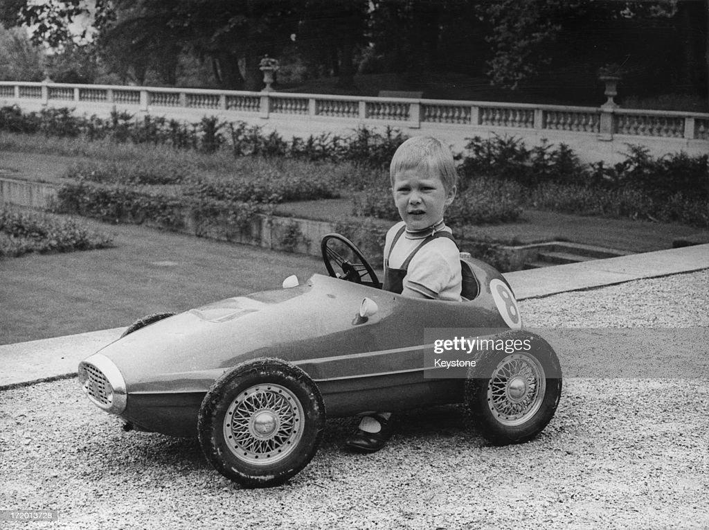 Prince Philippe of Belgium 1965
