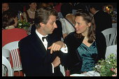 Prince Philippe of Belgium and Mathilde d'Udekem d'Acoz