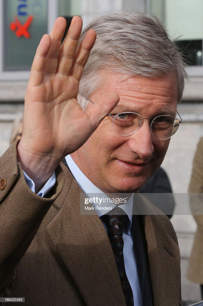 Prince <a gi-track='captionPersonalityLinkClicked' href=/galleries/search?phrase=Philippe+of+Belgium&family=editorial&specificpeople=160209 ng-click='$event.stopPropagation()'>Philippe of Belgium</a> attends the 1st Interdisciplanary Congress On Sustainable Development at the Palais des Congres on January 31, 2013 in Namur, Belgium. Topics expected to be covered at the two-day conference, on January 31 and February 1, 2013, include food and agriculture, land use, planning and housing.