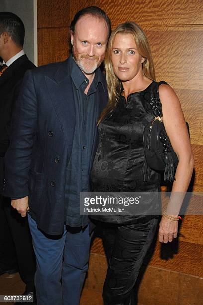 Prince Pierre d'Arenberg and India Hicks attend MANDARIN ORIENTAL HOTEL GROUP Party for the SOTHEBY'S Contemporary Asian Art Exhibition at The...