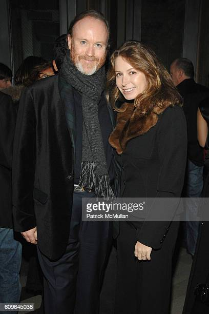 Prince Pierre D'Arenberg and Princess Sylvie D'Arenberg attend THE CINEMA SOCIETY and DKNY JEANS host the after party for 'CASSANDRA'S DREAM' at Soho...