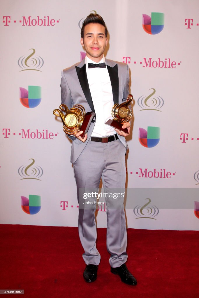 <a gi-track='captionPersonalityLinkClicked' href=/galleries/search?phrase=Prince+Royce&family=editorial&specificpeople=6918529 ng-click='$event.stopPropagation()'>Prince Royce</a> attends Premio Lo Nuestro a la Musica Latina 2014 at American Airlines Arena on February 20, 2014 in Miami, Florida.
