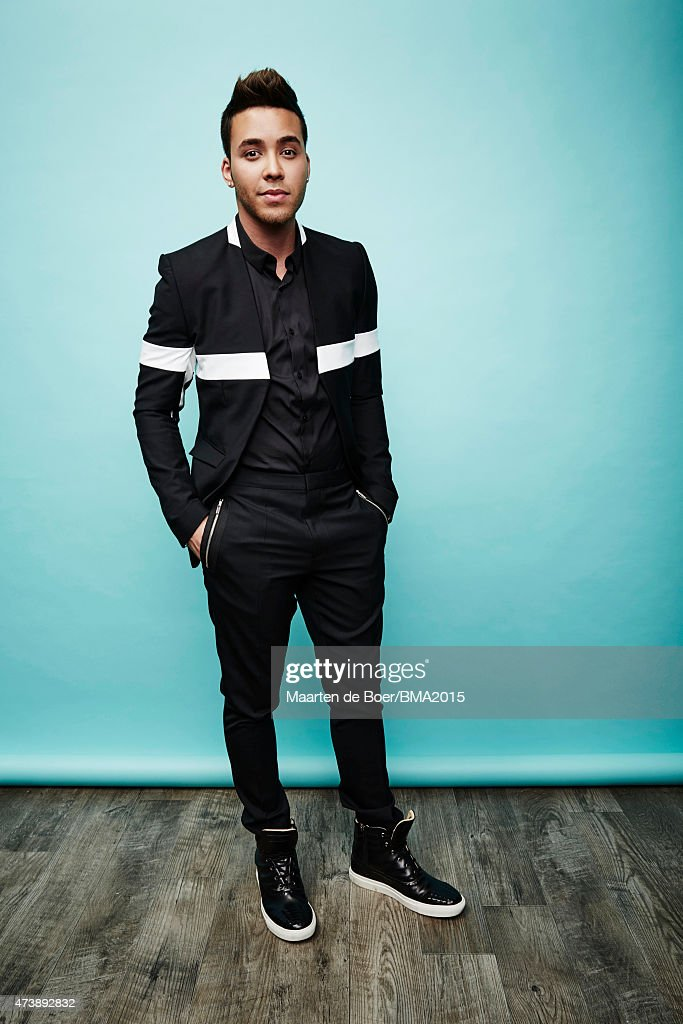 <a gi-track='captionPersonalityLinkClicked' href=/galleries/search?phrase=Prince+Royce&family=editorial&specificpeople=6918529 ng-click='$event.stopPropagation()'>Prince Royce</a> poses for a portrait at the 2015 Billboard Music Awards on May 17, 2015 in Las Vegas, Nevada.