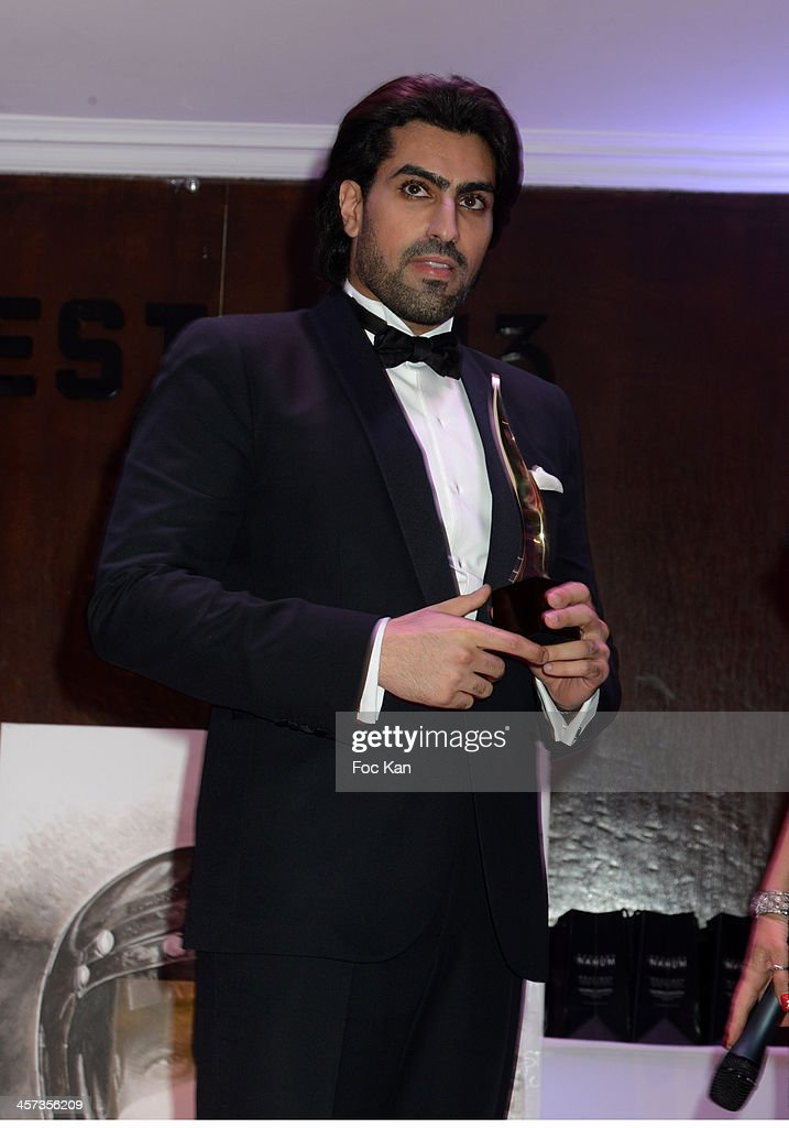 Prince Salman al Saud attends the 'The Best 2013' Ceremony Awards 37th Edition at the Salons Hoche on December 16, 2013 in Paris, France.