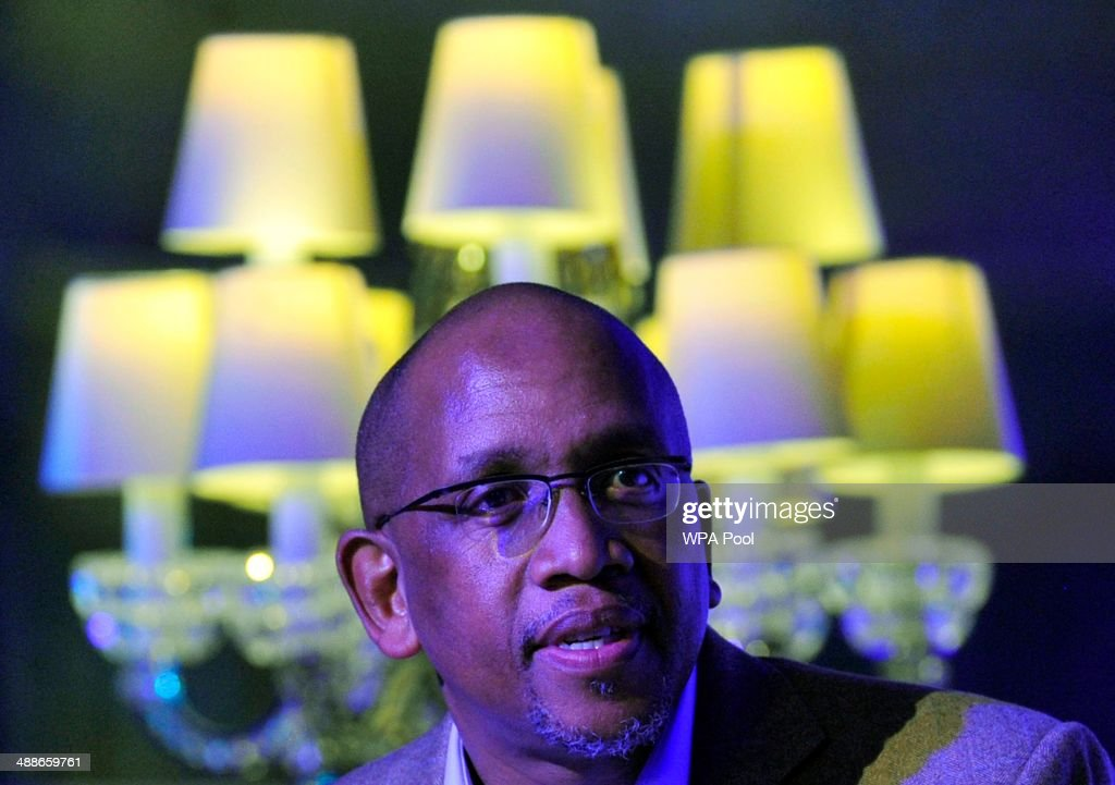 Prince Seeiso of Lesotho delivers a speech at the 'Sentebale Summer Party' at the Dorchester Hotel on May 7, 2014 in London, England.