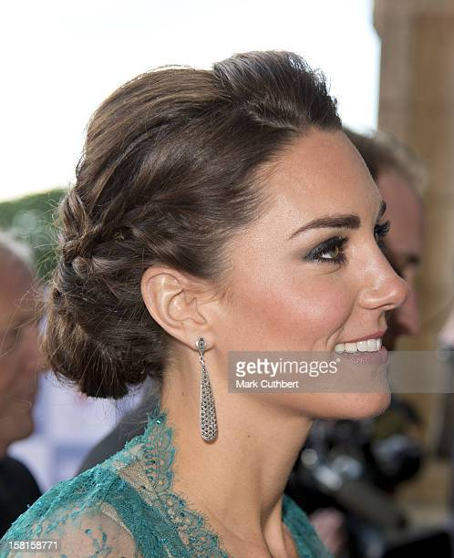 Prince William And Catherine Duchess Of Cambridge Arrive At Our Greatest Team Rises A Gala Celebration Of Team Gb And Paralympicsgb At The Royal...