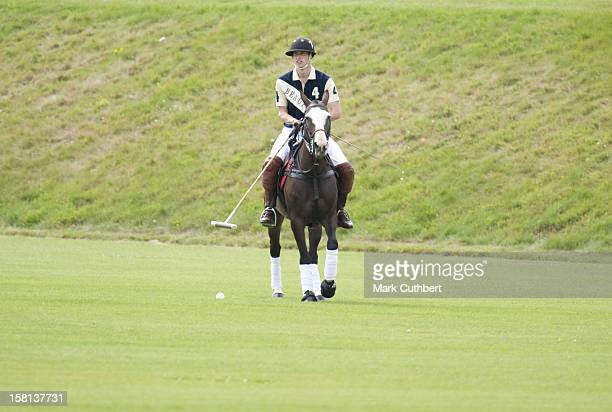 Prince William And Harry With Kate Middleton At The Chakravarty Cup Played At Beaufort Polo Club