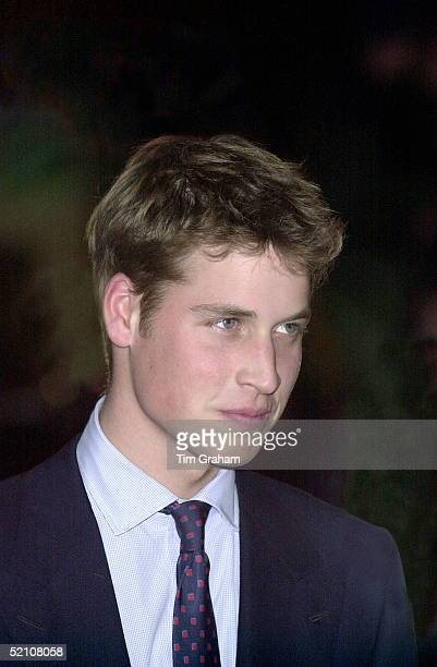 Prince William Attending A Party At Somerset House In London Hosted By The Press Complaints Commission And Attended By Many Media People