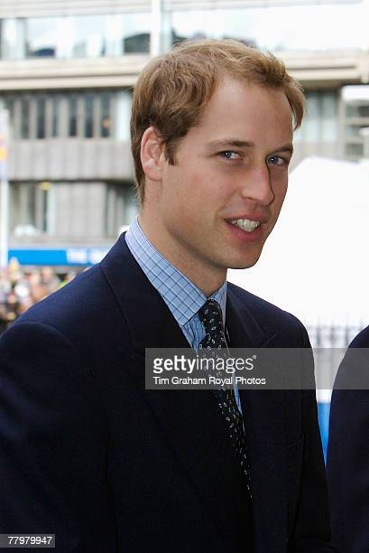 Prince William attends a service of thanksgiving at Westminster Abbey to celebrate the Queen and Prince Philip's Diamond Wedding Anniversary November...