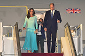 The Duke And Duchess Of Cambridge Visit Islamabad - Day...