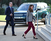 The Duke And Duchess Of Cambridge Attend Shout's Crisis...