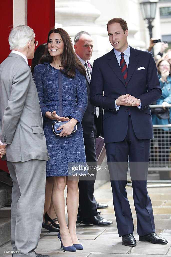 <a gi-track='captionPersonalityLinkClicked' href=/galleries/search?phrase=Prince+William&family=editorial&specificpeople=178205 ng-click='$event.stopPropagation()'>Prince William</a>, Duke of Cambridge and Catherine, Duchess of Cambridge leave after attending a Reception For The Scott-Amundsen Centenary Race at Goldsmiths' Hall on April 26, 2012 in London, England.