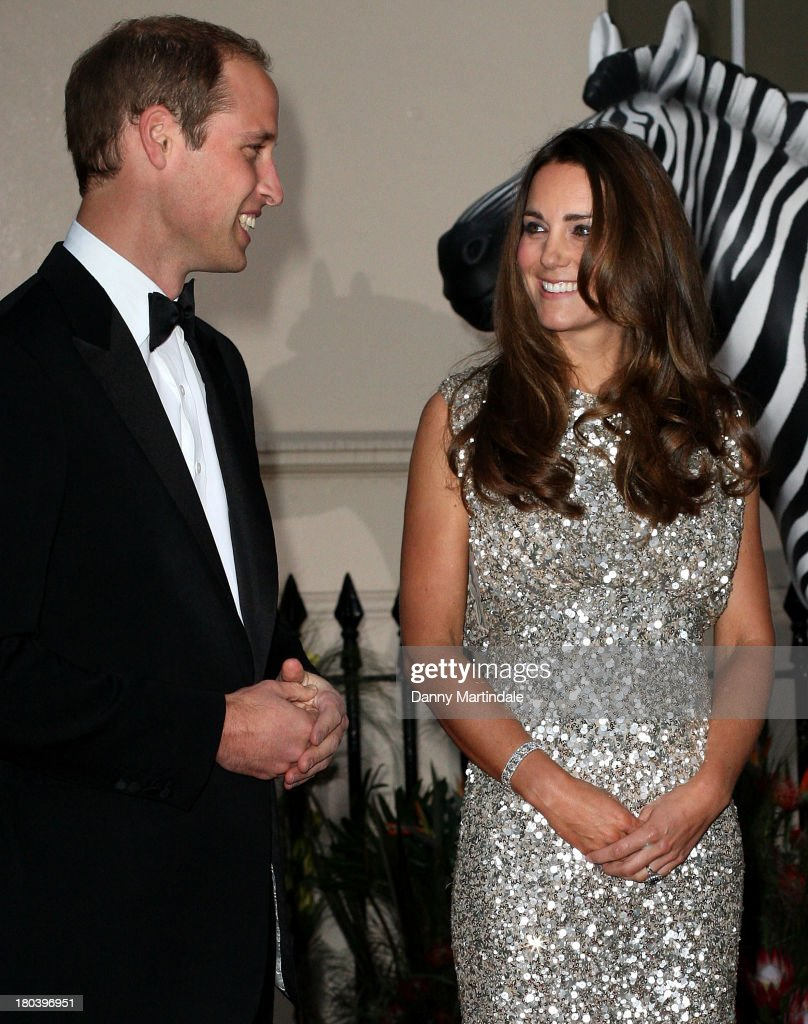 <a gi-track='captionPersonalityLinkClicked' href=/galleries/search?phrase=Prince+William&family=editorial&specificpeople=178205 ng-click='$event.stopPropagation()'>Prince William</a>, Duke of Cambridge and Catherine, Duchess of Cambridge attend the Tusk Trust Conservation Awards at The Royal Society on September 12, 2013 in London, England.