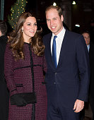 Prince William Duke of Cambridge and Catherine Duchess of Cambridge arrive at The Carlyle Hotel where they will be staying during their official...