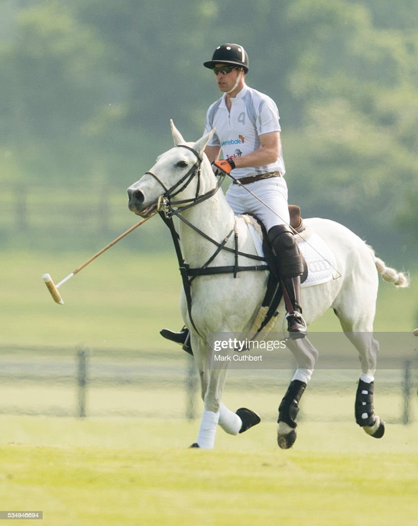 <a gi-track='captionPersonalityLinkClicked' href=/galleries/search?phrase=Prince+William&family=editorial&specificpeople=178205 ng-click='$event.stopPropagation()'>Prince William</a>, Duke of Cambridge at The Audi Polo Challenge at Coworth Park on May 28, 2016 near Ascot, England.
