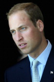 Prince William Duke of Cambridge attends a session of Youth Parliament at the Legislative Assembly on July 5 2011 in Yellowknife Canada The newly...