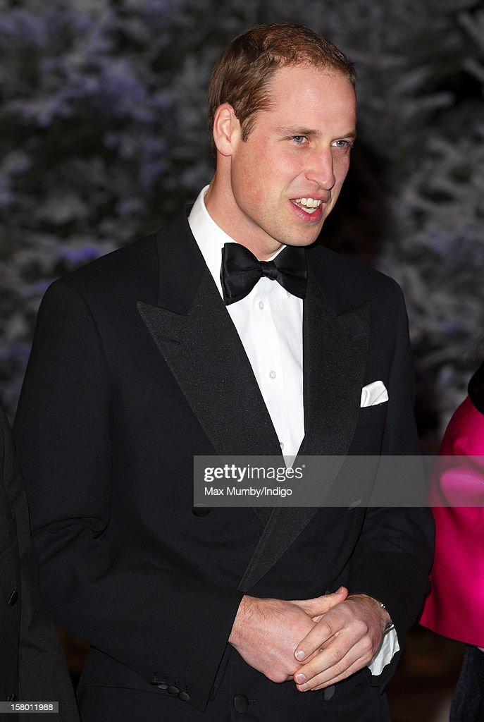 <a gi-track='captionPersonalityLinkClicked' href=/galleries/search?phrase=Prince+William&family=editorial&specificpeople=178205 ng-click='$event.stopPropagation()'>Prince William</a>, Duke of Cambridge attends the Winter Whites Gala, in aid of homeless charity Centrepoint, at The Royal Albert Hall on December 08, 2012 in London, England.