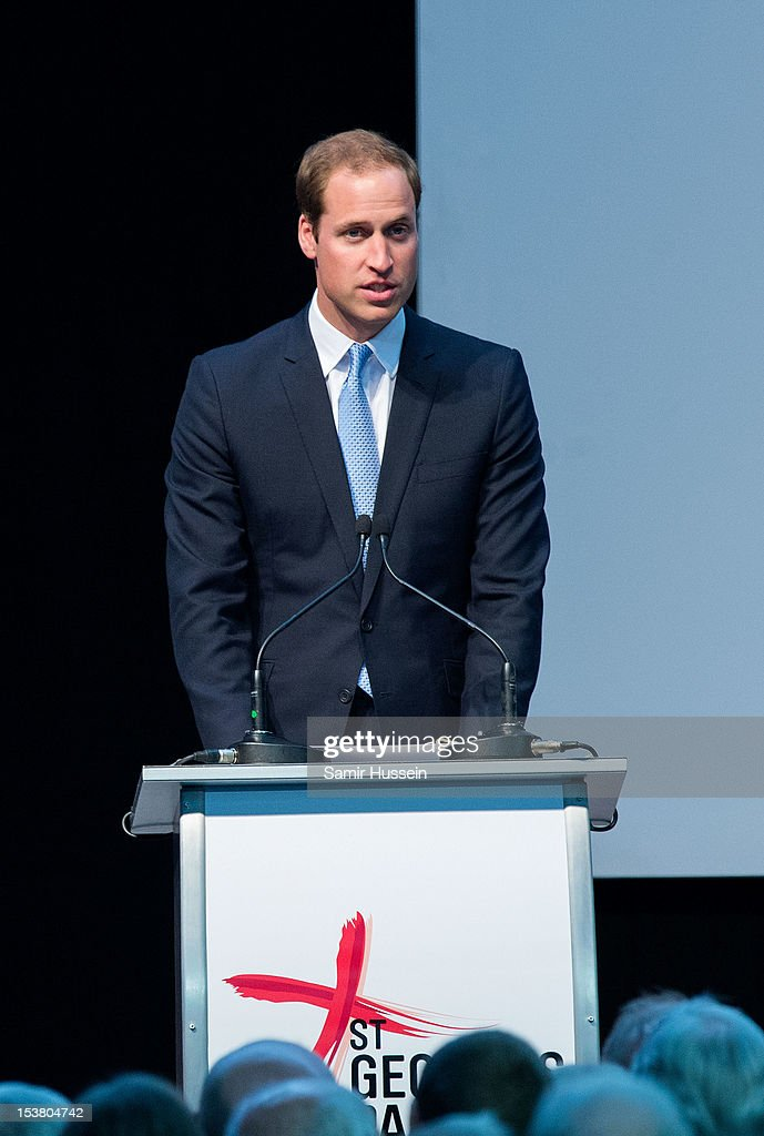 <a gi-track='captionPersonalityLinkClicked' href=/galleries/search?phrase=Prince+William&family=editorial&specificpeople=178205 ng-click='$event.stopPropagation()'>Prince William</a>, Duke of Cambridge gives a speech as he launches the Football Association's National Football Centre at St George's Park on October 9, 2012 in Burton-upon-Trent, England.