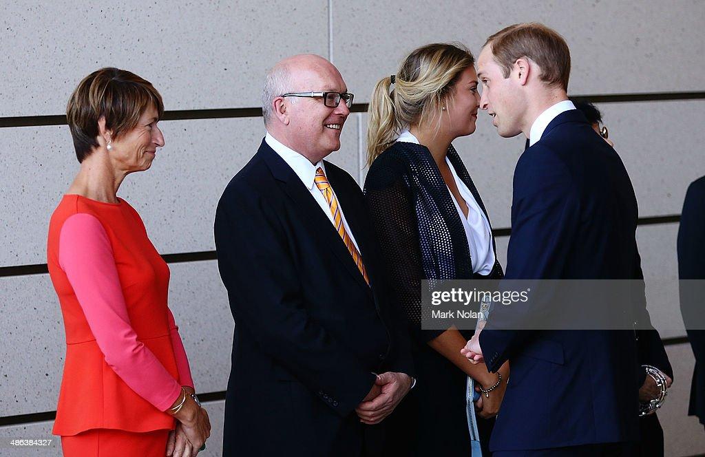 The Duke And Duchess Of Cambridge Tour Australia And New Zealand - Day 18
