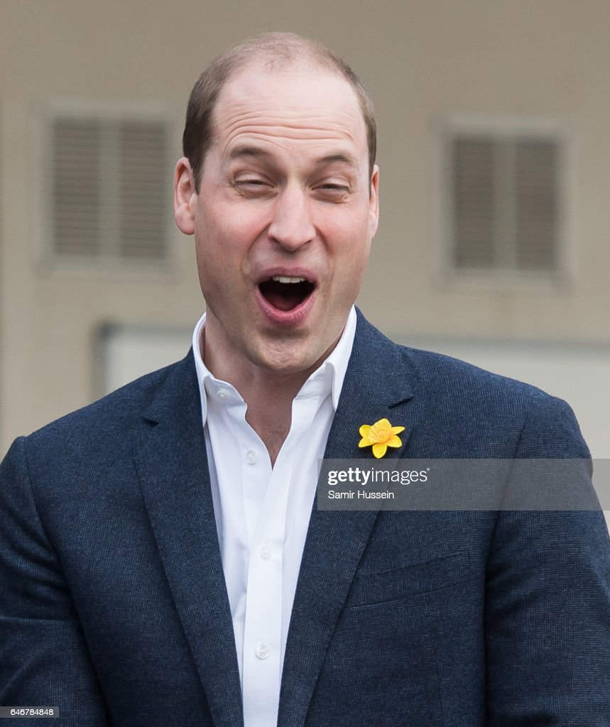 The Duke Of Cambridge Launches The SkillForce Prince William Award ...