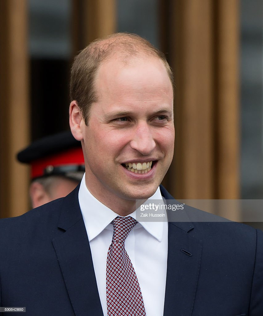 Duke Of Cambridge Visits Oxford Photos and Images | Getty Images