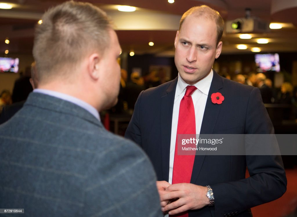 The Duke Of Cambridge Attends Wales V Australia Rugby Match