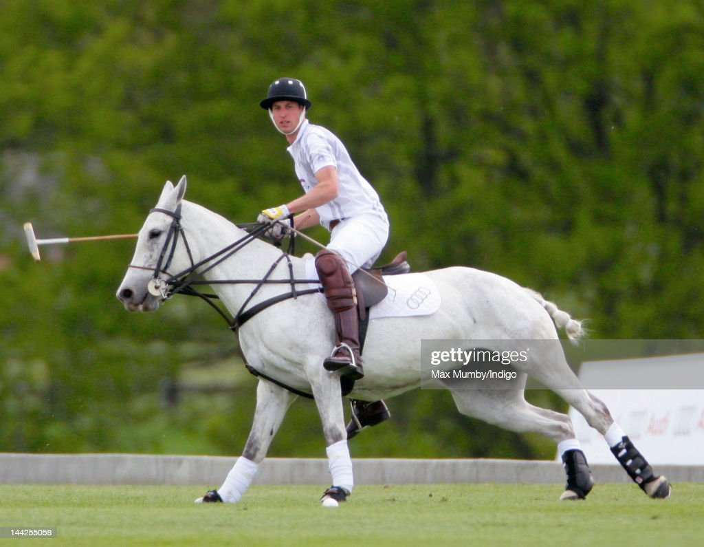 Prince William Amp Prince Harry Audi Polo Challenge