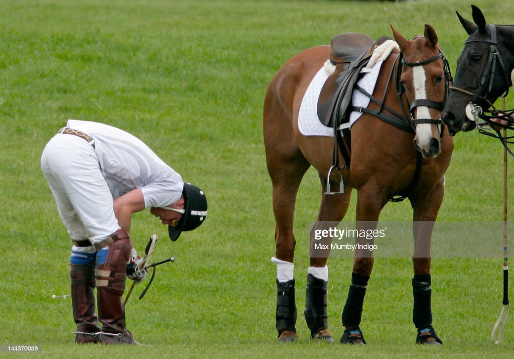 duke duchess of cambridge prince harry audi polo challenge getty images. Black Bedroom Furniture Sets. Home Design Ideas
