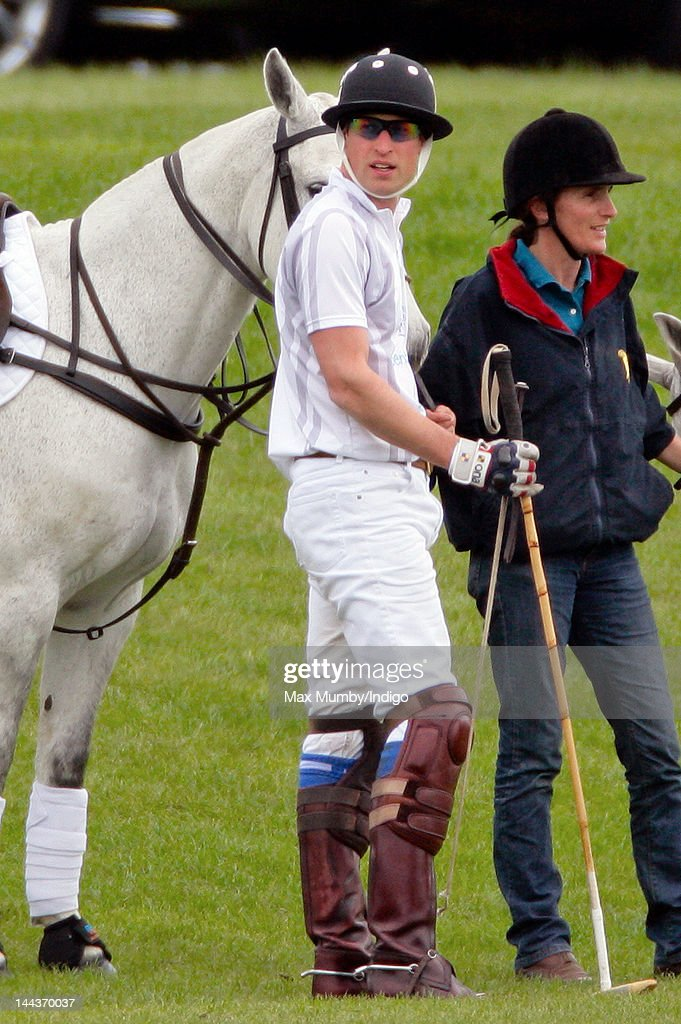 <a gi-track='captionPersonalityLinkClicked' href=/galleries/search?phrase=Prince+William&family=editorial&specificpeople=178205 ng-click='$event.stopPropagation()'>Prince William</a>, Duke of Cambridge plays in the Audi Polo Challenge charity polo match at Coworth Park Polo Club on May 13, 2012 in Ascot, England.