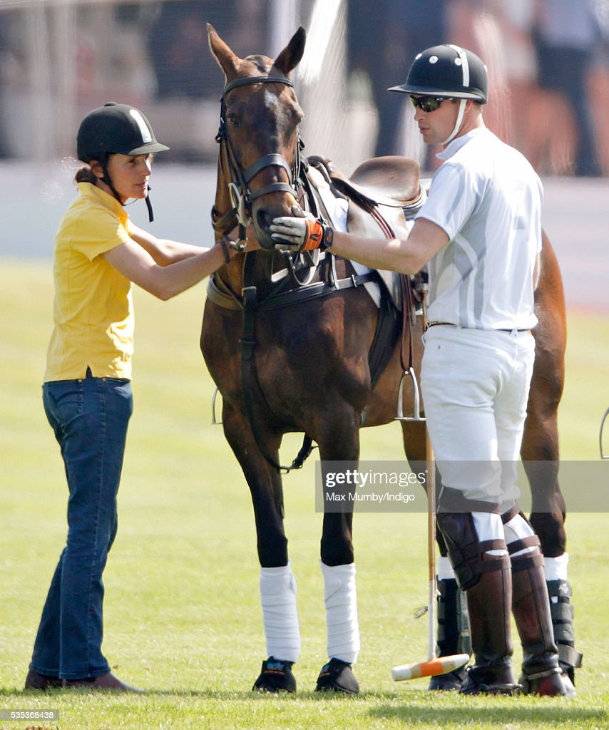 <a gi-track='captionPersonalityLinkClicked' href=/galleries/search?phrase=Prince+William&family=editorial&specificpeople=178205 ng-click='$event.stopPropagation()'>Prince William</a>, Duke of Cambridge takes part in the Audi Polo Challenge at Coworth Park Polo Club on May 29, 2016 in Ascot, England.