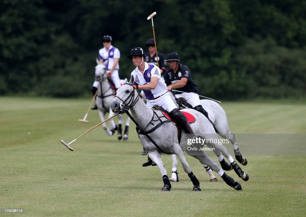 <a gi-track='captionPersonalityLinkClicked' href=/galleries/search?phrase=Prince+William&family=editorial&specificpeople=178205 ng-click='$event.stopPropagation()'>Prince William</a>, Duke of Cambridge takes part in The Jerudong Trophy at Cirencester Park Polo Club on July 14, 2013 in Cirencester, England.