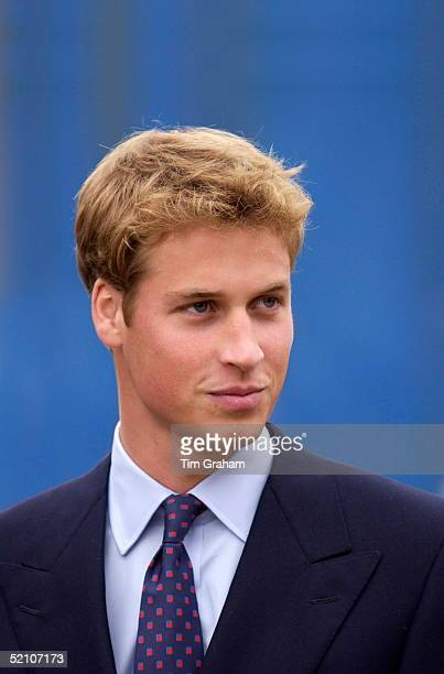 Prince William Looking Confident As He Visits The Sighthill Community Education Centre In Glasgow Scotland