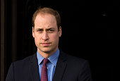 Prince William The Duke of Cambridge attends the unveiling of The Victoria Cross Commemorative Paving Stones representing each of Birmingham's 1st...
