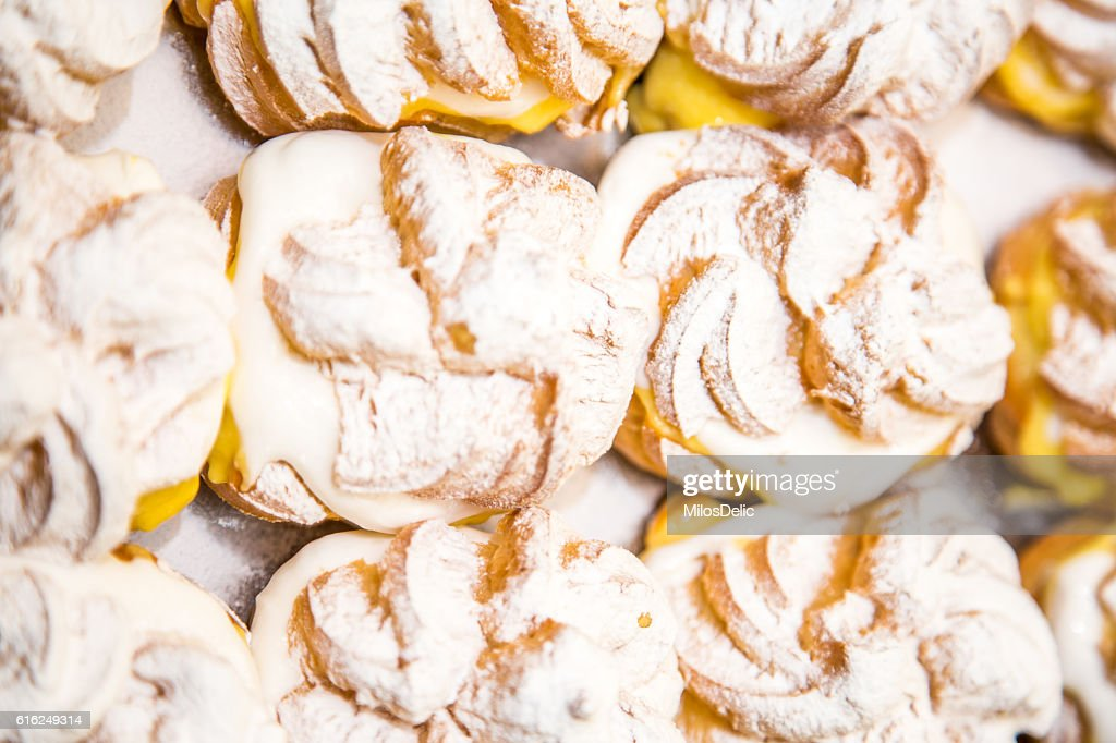 Princes donuts : Stock Photo