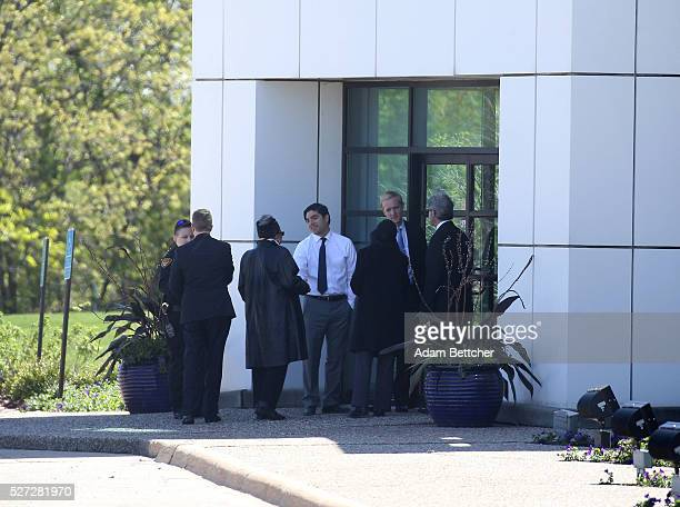 Prince's halfsisters Sharon Nelson and Norrine Nelson arrive at Paisley Park recording studio after attending a hearing on the estate of Prince...