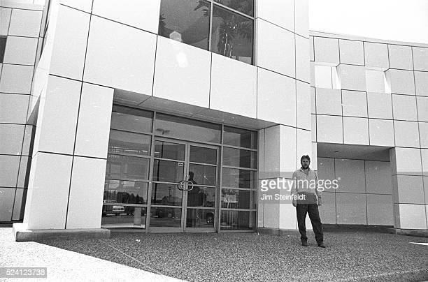 Prince's Paisley Park Studios just after completion in Chanhassen Minnesota in 1988