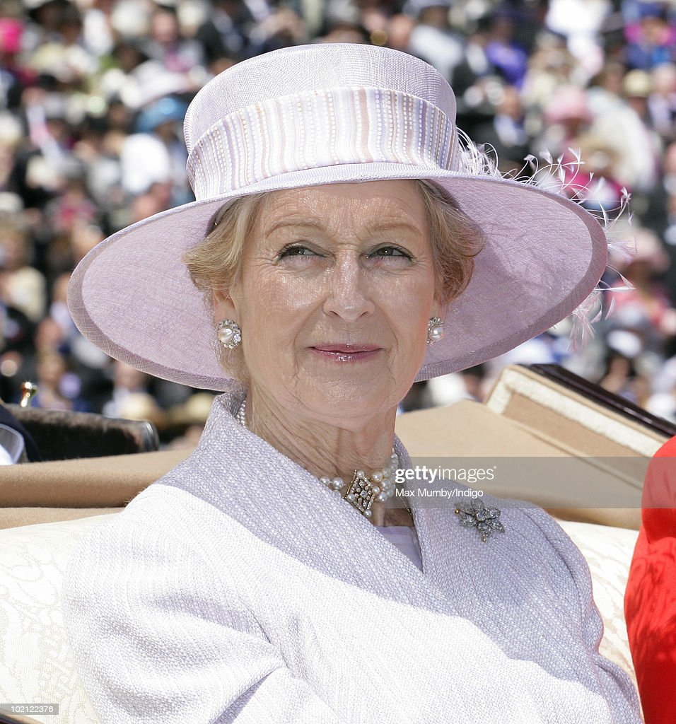 HRH Princess Alexandra attends day one of Royal Ascot at Ascot Racecourse on June 15, 2010 in Ascot, England.