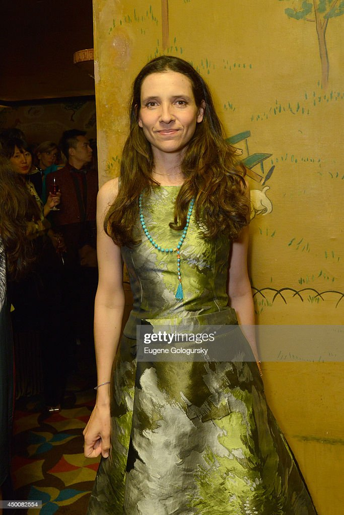 Princess Alexandra of Greece attends the Gucci beauty launch event hosted by Frida Giannini on June 4, 2014 in New York City.